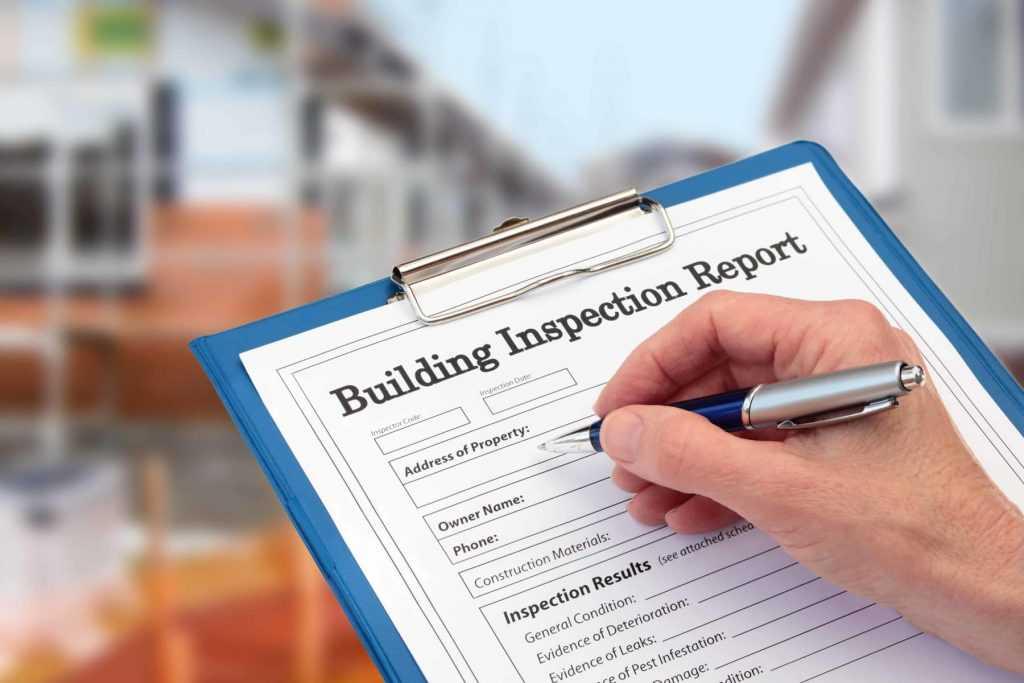 building report sydney